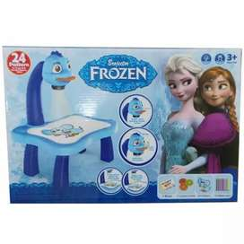 Frozen Projector Painting and Drawing for Kids
