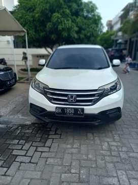 Mobil All New CRV