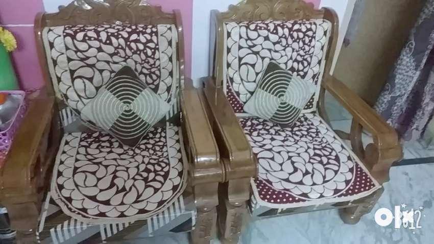 Best sofa wooden sofa new branded 0