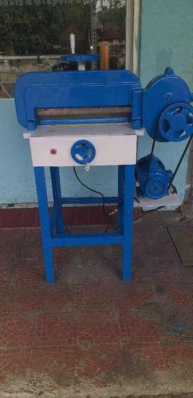 Mesin potong kertas df semi elektric