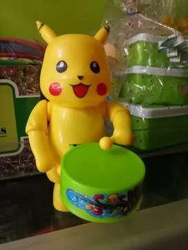 Mainan tumbling karakter