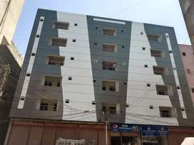 Apartment for sale brand new lift car parking 4bed dd