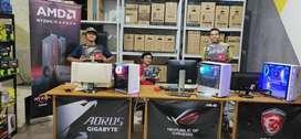 Pusat PC Komputer Rakitan Kudus Gaming Office Render Desain FREEKonsul