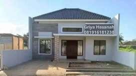Rumah Mewah Kredit Sayriah dekat ITERA