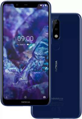 Nokia 5.1plus I want touch and display