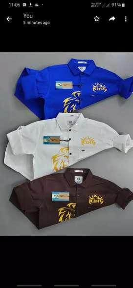 Mens branded shirts