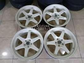 Te37 Kspeed R19 Super Copy Innova,Hrv,Rush,Juke,Mercy,Odyssey,Xtrail