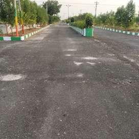 Warangal highway facing,  near by yadagirigutta temple