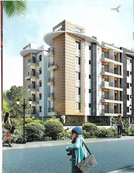 A beautiful 2bhk apartment at Navagraha Hills , Chandmari
