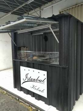 Take Over Usaha Franchise Istanbul Kebab by Abi mustafa