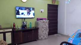 Semi furnished 1BHK for sale.