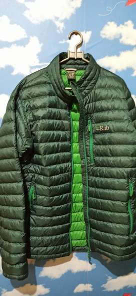 RAB Microlight Down Jacket