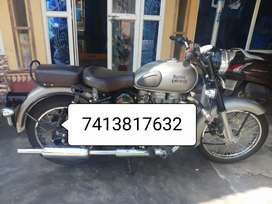 Royal Enfield 2018 model new condition