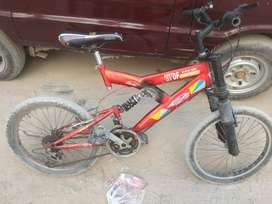 Bicycle for sell used