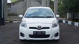 Toyota Yaris E 2012 Manual Asli AD Istimewa