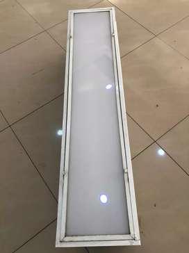 Lampu Tl 36W dan Box