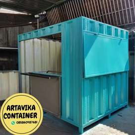 booth semi container,booth jualan,booth usaha,booth custom