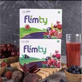 FLIMTY per 1 Box isi 16 Sachet   100% Original!