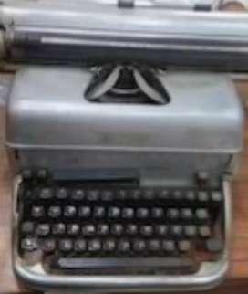 Remington Gujarati Typewriter