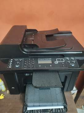 HP ALL IN ONE PRINTER AT 15k..price negotiable