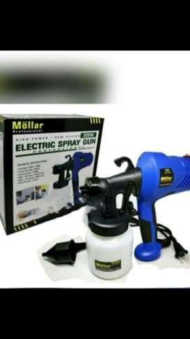(RUMAH TEKNIK) kompresor set sprayer cat