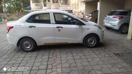 T Permit Hyundai Xcent 2017 Diesel Well Maintained