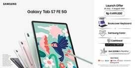Samsung Galaxy Tab S7Fe (New)