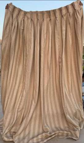 Imported fabric curtains