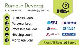 Personal Loan and Business Loan