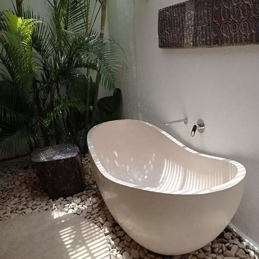 Bathtub Marionna Mewah Elegant I Terrazzo