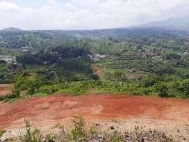 Tanah di Pegunungan, Arjasari Bandung Selatan