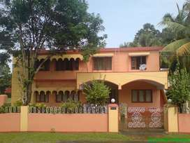 2BHK house (1st floor) for rent - Tadambail, Surathkal - Opp. Kulal Bh