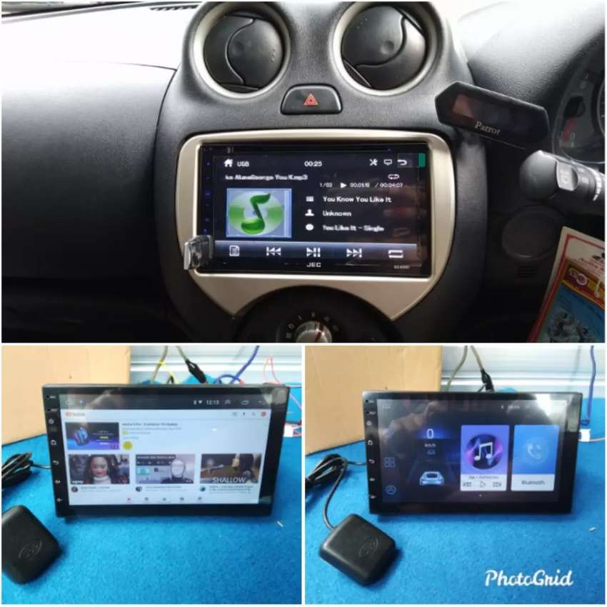 Headunit android buat Nissan March 0