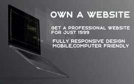 Khud ki website banake online business kare