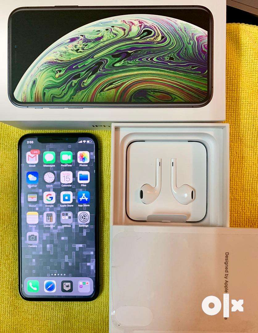 iPhone XS : 64GB : MINT CONDITION : Space Grey 0
