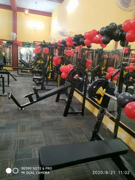 Welcome to Royalty sports Fitness,Fully Commercial Gym setup 3,99,999.