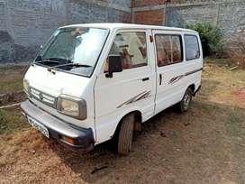 Maruti Suzuki Omni July 2013 model Petrol Well Maintained