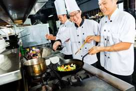 Need Fast Food Restaurant Chef/Cook, Waiters