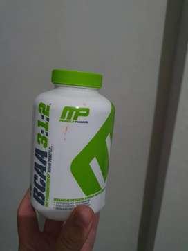 MusclePharm BCAA 3:1:2 180 Caps