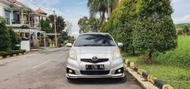 Yaris E Matic 2010 Silver