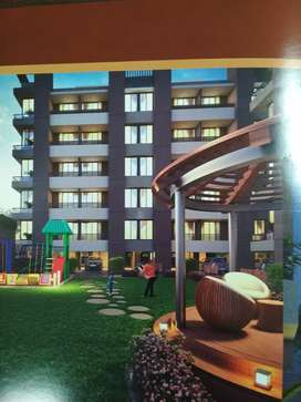 1BHK LUXURIOUS FLATS, NR MAHARSHI BUNGALOW,