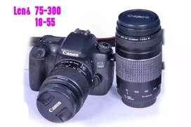 Rent Canon 760d/1300d/1500d /550d வாடகைக்கு