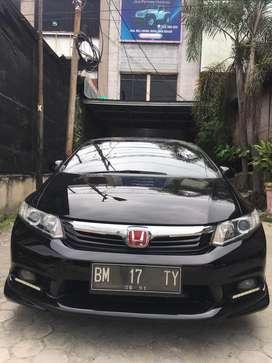 Honda Civic 1,8 Automatic 2012