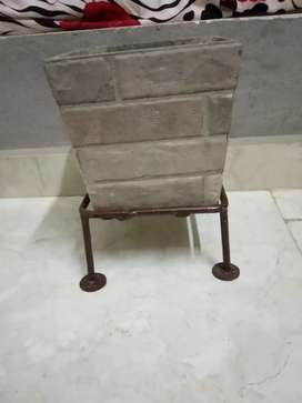 Flower pot  and stand joda