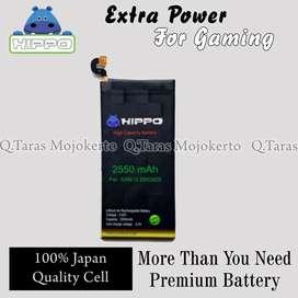 Baterai Samsung S6 Flat S7 Flat S7 Edge Original Hippo