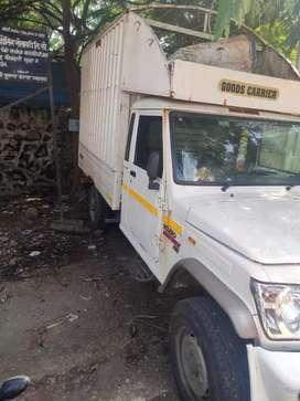 Bolero pick maxxi truck