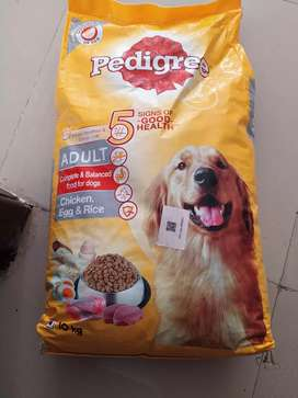Pedigree 10 kg bag