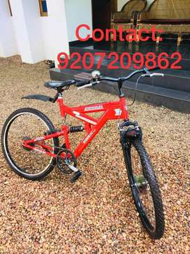 Cycle for sale. Rs : 4000/-