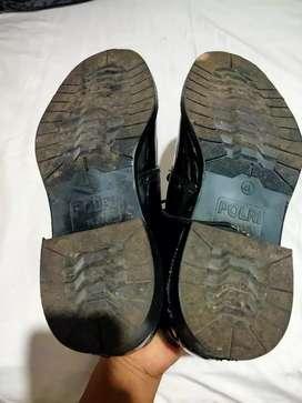 Sepatu pdh polri(asli)
