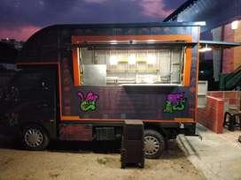 Food truck for sale - Tata super Ace mint